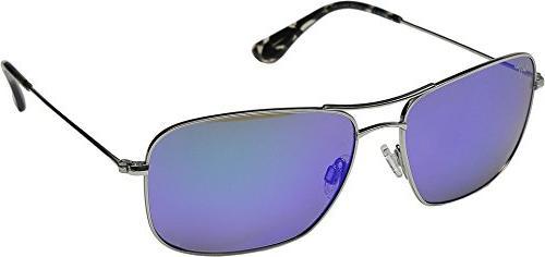 Maui Jim Wiki B246-17 | Sunglasses, Blue Hawaii Lenses, with
