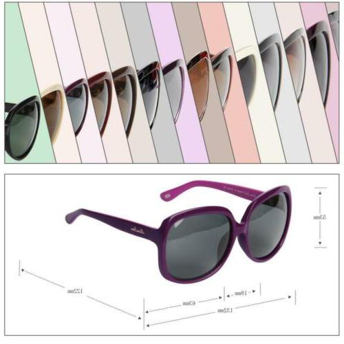 LianSan Oversized Womens Polarized LSP301