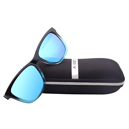 ELITERA Women Sunglasses Famous Lady Gradient Polarized UV400