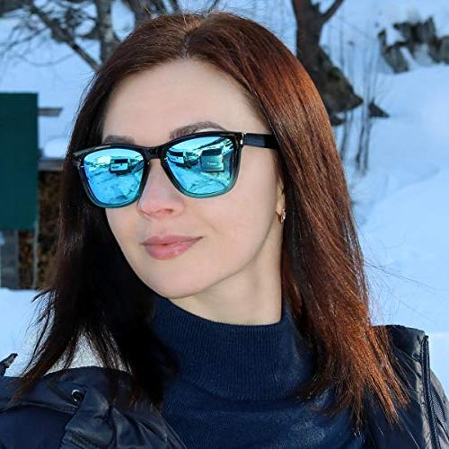 ELITERA Women Sunglasses Famous Lady Polarized Glasses