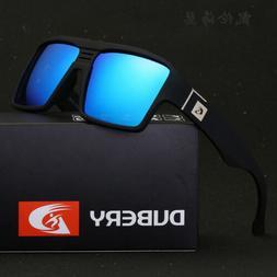 LE DUBERY Men's Polarized Sunglasses Outdoor Driving Men Wom