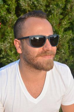 DESPADA, Made In ITALY Classic. Men's Sunglasses Plastic Fra