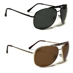 Men Polarized Sunglasses Driving Aviator Outdoor Sports Eyew