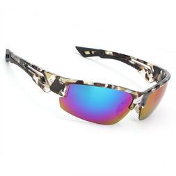 Men Polarized Sunglasses UV Protection Glasses Outdoor Drivi