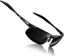 Attcl Men'S Hot Fashion Driving Polarized Sunglasses For Men