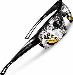 3dbc0b6e43 SIPLION Men s Polarized Sunglasses Sports Glasses for Cycling