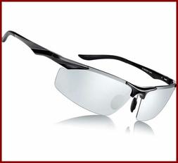ATTCL Men's Sports Polarized Sunglasses Driver Golf Fishing