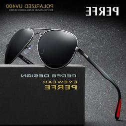 Men's TR90 Polarized Sunglasses  Fashion Outdoor Goggles Cla