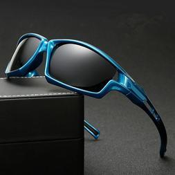 Men's UV400 Polarized Lens Driving Sports Sunglasses Eyewear