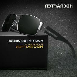 Men Women Aluminum Sunglasses Polarized Lens Retro Eyewear A