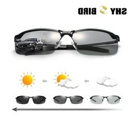 Stylish Color Changing Polarized Sunglasses Men's Sunglasses