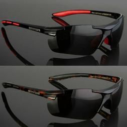 Mens Polarized Sunglasses Nitrogen Sport Running Fishing Gol