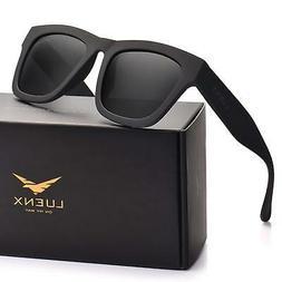 Mens Sunglasses Polarized Womens: UV 400 Protection,by LUENX