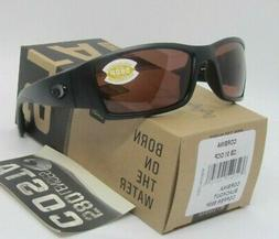 COSTA DEL MAR mossy oak camo/copper HATCH POLARIZED 580P sun