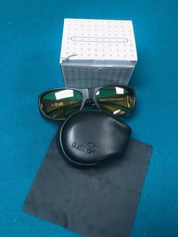 Mr.O Foldable Fitovers Polarized Sunglasses, Microfiber Pad