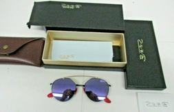 NEW B N U S BINI Optical Aviator polarized sunglasses