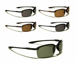 X Loop POLARIZED Sunglasses Sport Half Frame Stylish For Men