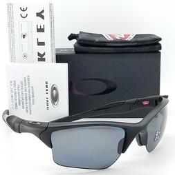 NEW Oakley Half Jacket 2.0 XL Sunglass OO9154 Matte Black Fr