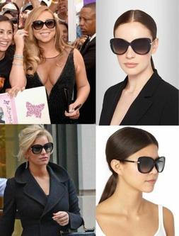 New Hot Women Classic Cat Eye Designer Fashion Shades Black
