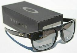 NEW IN BOX Oakley Holbrook R sunglasses Matte Black Prizm Po