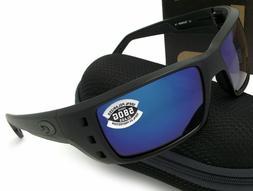 d05ea0df6fc NEW Costa Del Mar PERMIT Blackout   580 Blue Mirror Glass 58