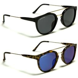New BeOne Polarized Women Men Round Vintage Designer Sunglas