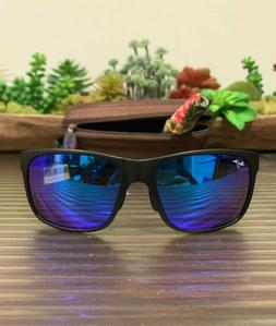 New Maui Jim Red Sands B432-2M Polarized Sunglasses Matte Bl