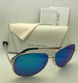 New MICHAEL KORS Sunglasses CHELSEA MK 5004 100325 Rose Gold