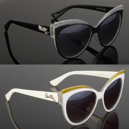 New Women Classic Cat Eye Designer Fashion Shades Sunglasses