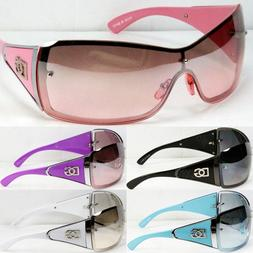New Womens DG Sunglasses Designer Shades Fashion Large Shiel