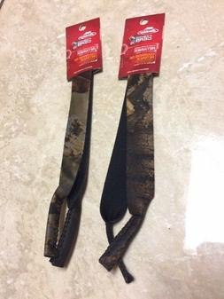 Pair  NEW Berkley Camo Camouflage Sunglasses Strap Keeper Re