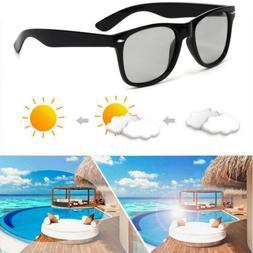 Photochromic Polarized Sunglasses Goggles Men Driving Fishin