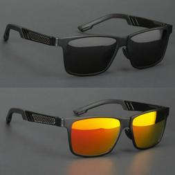 Polarized Aluminium Men Sunglasses Outdoor Driving Sun Glass
