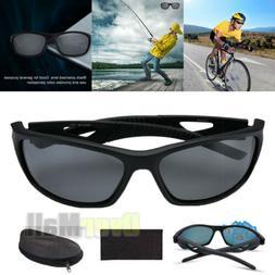 Polarized Aviator Sunglasses for Women Men Case Vintage Spor