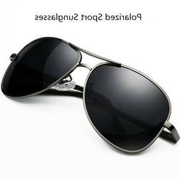 fashion pilot polarized sport sunglasses running fishing