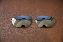 PolarLens POLARIZED Black Replacement Lens for-Oakley Half J