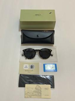 Carfia Polarized Brown Round Tortoise frame Sunglasses CA528