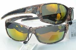 Polarized Camouflage Sport Sunglasses Hunting Fishing Outdoo