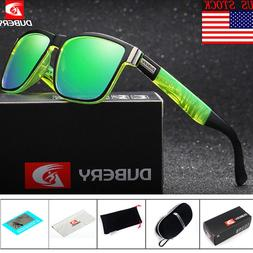 Polarized Driving Sunglasses For Men Square CyclingCoating S