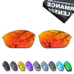 Toughasnails Polarized Lenses Replacement for-Oakley Half Ja