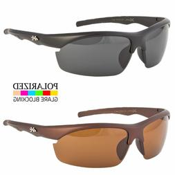 Men Polarized Sunglasses Wrap Driving PILOT Outdoor sports E