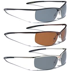 Polarized Men's Sunglasses Fishing Golf Driving Sports Anti