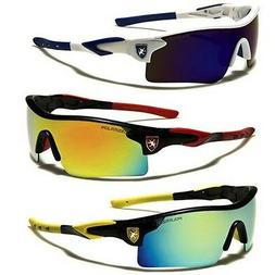 polarized mirror lens mens fishing cycling baseball