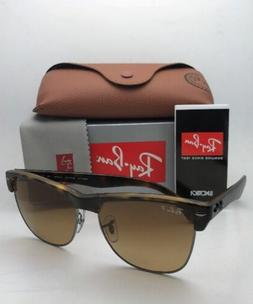 Polarized RAY-BAN Sunglasses CLUBMASTER OVERSIZED RB 4175 87