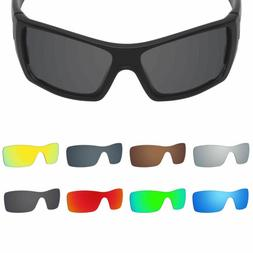 POLARIZED Replacement Lenses for-OAKLEY Batwolf OO9101 Sungl