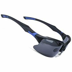 Polarized Sport Sunglasses For Men Women,Ideal Driving Fishi