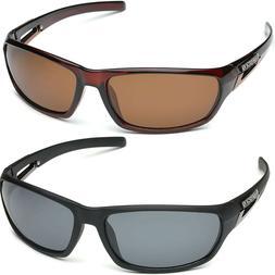 Polarized Sport Sunglasses for Women Men Driving Golf Fishin