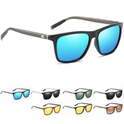 Polarized Sunglasses Aluminium Men Women Classic Driving UV4