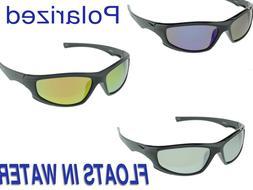 Polarized Sunglasses Floating Frame Unisex Fishing Water Spo
