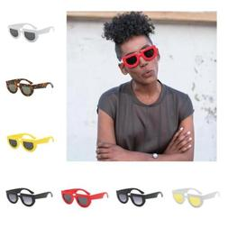 Polarized Sunglasses for Women Men Vintage Oversized Sunglas